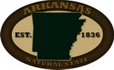 Arkansas Established 1836