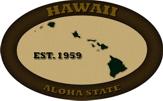 Hawaii Established 1959