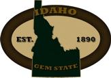 Idaho Established 1890