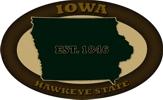 Iowa Established 1846
