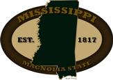 Mississippi Established 1817