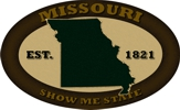 Missouri Established 1821