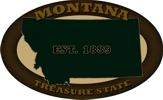 Montana Established 1889