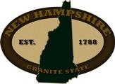 New Hampshire Established 1788