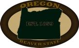 Oregon Established 1859
