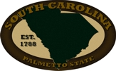 South Carolina Established 1788