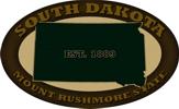 South Dakota Established 1889