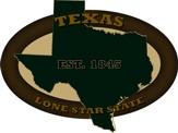 Texas Established 1845